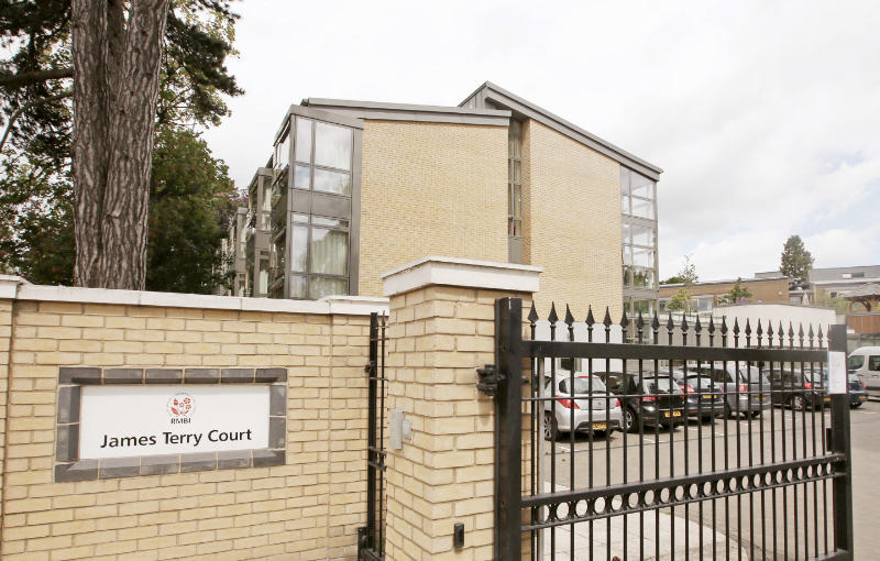 James Terry Court RMBI Home Croydon